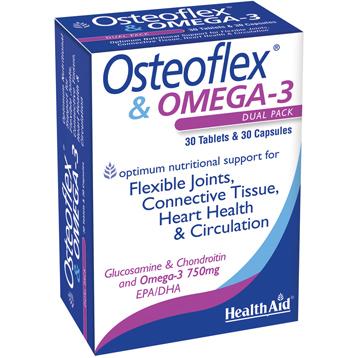 Osteoflex & Omega 3