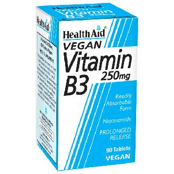Vitamin B3 250mg