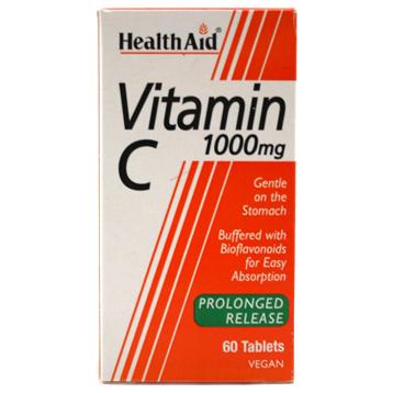 Vitamin C 1000mg Prolonged Release
