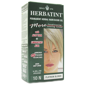 Herbal Hair Colourant Blonde Range