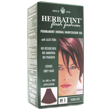 Herbal Hair Colourant Red & Others