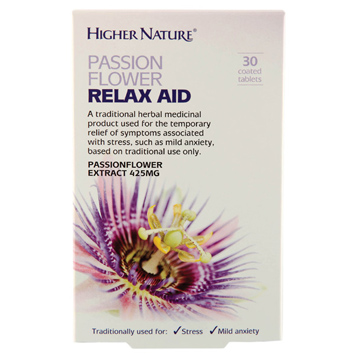 Passionflower Relax Aid