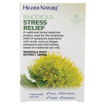 Rhodiola Stress Relief