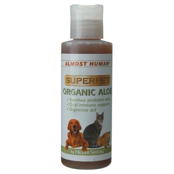 SuperPet Organic Aloe