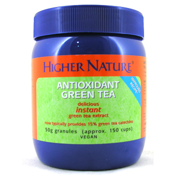 High Antioxidant Green Tea
