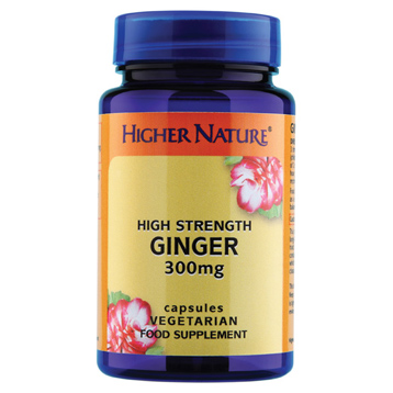 High Strength Ginger 300mg