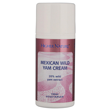 Higher Nature Wild Yam Cream Reviews