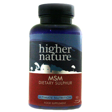 MSM Powder or Tablets
