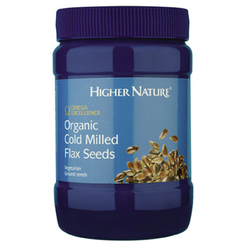 Organic Cold Milled Flax Seeds