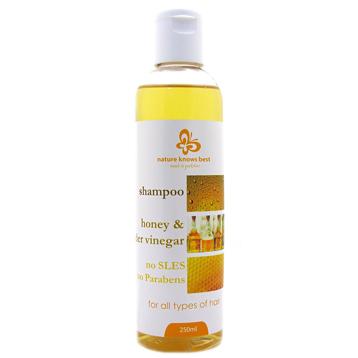 Honey & Cider Vinegar Shampoo