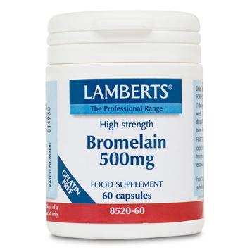 Bromelain 500mcg