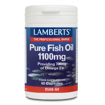 Pure Fish Oil 1100mg