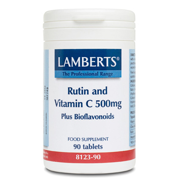 Rutin & Vitamin C