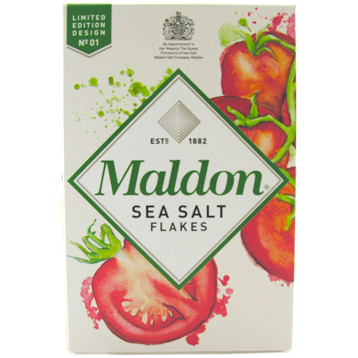 Sea Salt Carton