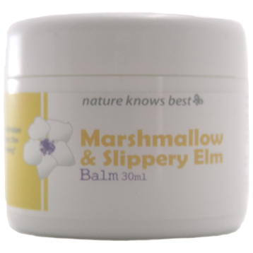 Marshmallow & Slippery Elm Balm
