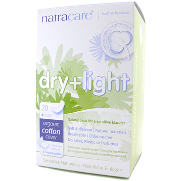 Dry & Light Incontinence Pads