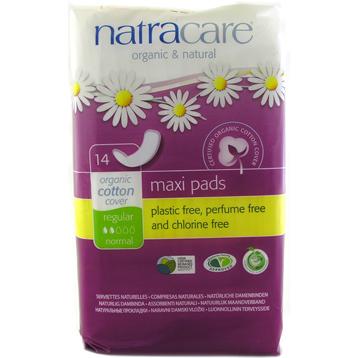 Natural Maxi Pads