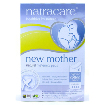 Natural Mother Maternity Pads