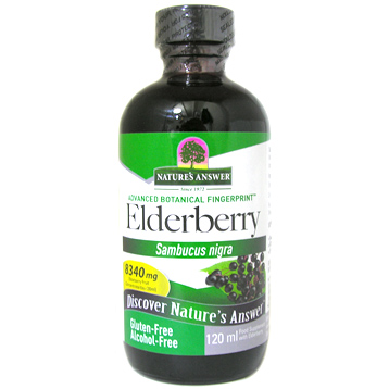 Elder Berry Extract