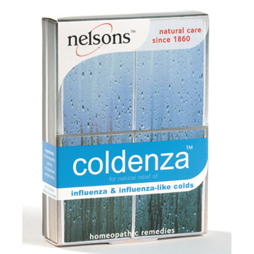 Coldenza. For Colds &#38; Flu