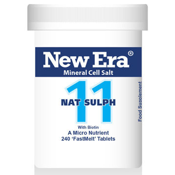 New Era No. 11 Nat. Sulph. (Sodium Sulphate)