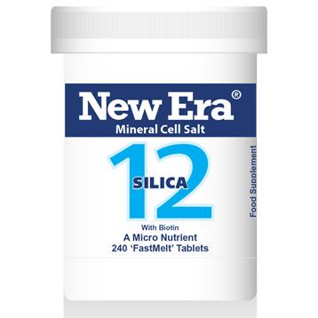 New Era No. 12 Silica (Silicon Dioxide)