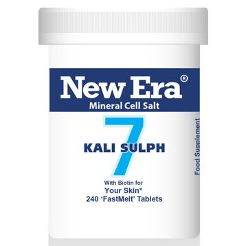 New Era No. 7 Kali. Sulph. (Potassium Sulphate)