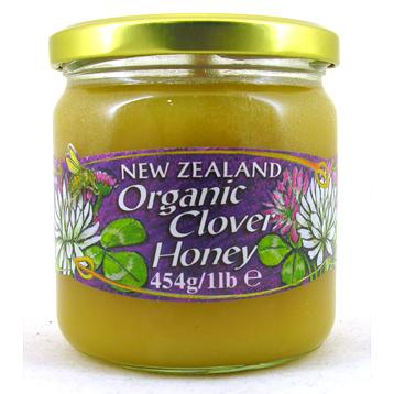Organic honey new zealand
