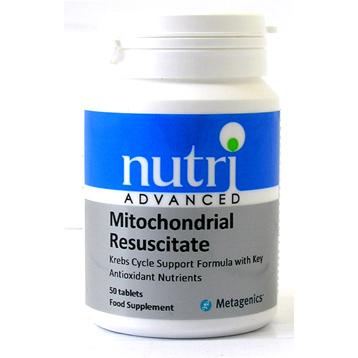 Mitochondrial Resuscitate