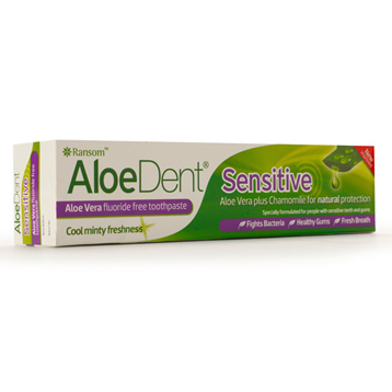 Aloe Dent Sensitive Toothpaste