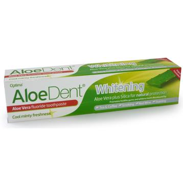 Aloe Dent Whitening with Fluoride 100ml
