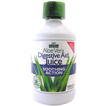Aloe Vera Digestive Aid Liquid