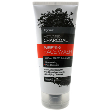 Activated Charcoal Purifying Face Wash