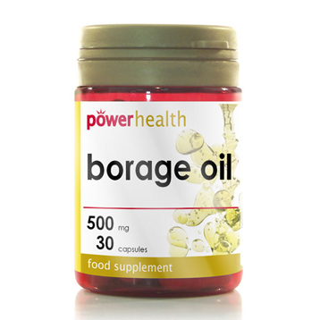 Borage Oil 500mg