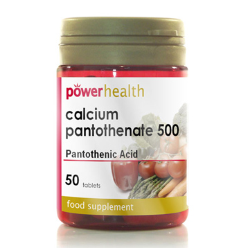Calcium Pantothenate- B5