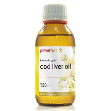 Cod Liver Oil Liquid