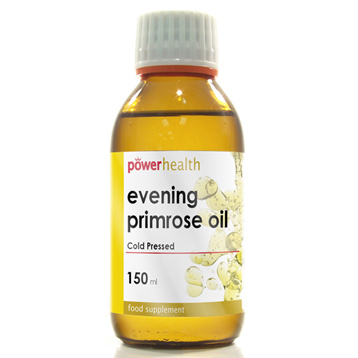 Evening Primrose Oil - Cold Pressed Liquid
