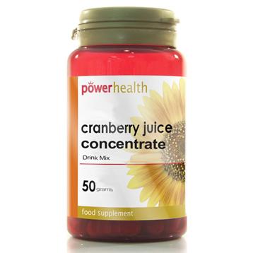 Cranberry Juice Drink Mix