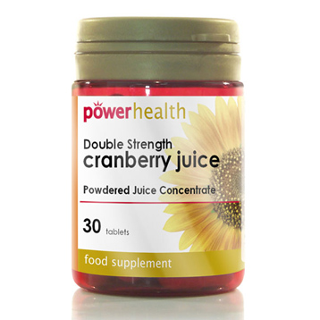 Cranberry Juice Double Strength