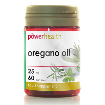 Oregano Oil 25mg