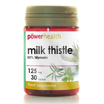 Milk Thistle 125mg