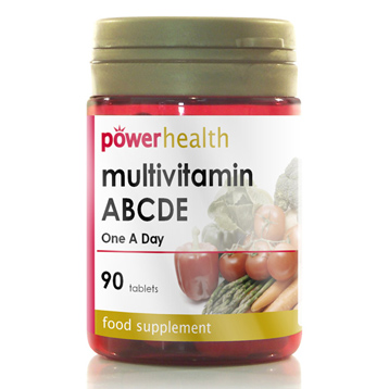 Multivitamin ABCDE One a Day