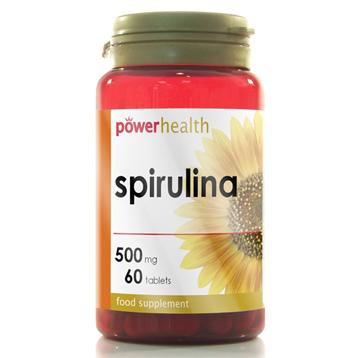 Pure Spirulina