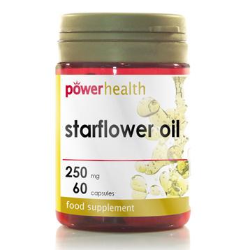 Starflower Oil Capsules