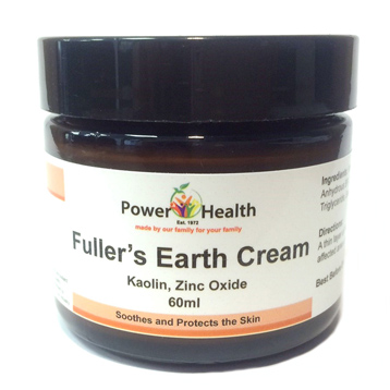 Fullers Earth Cream 60g