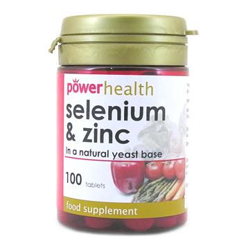 Selenium & Zinc