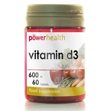 Vitamin D3 600iu