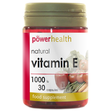 Natural Vitamin E 1000iu