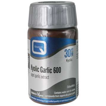Kyolic Garlic 600mg