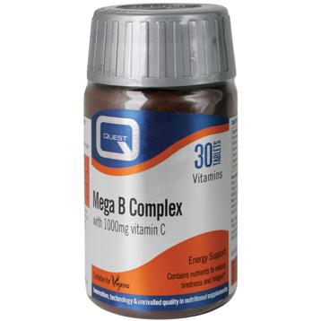 Mega B Complex with Vitamin C